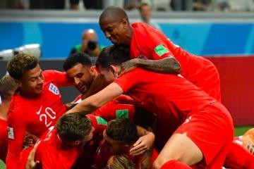 Inglaterra sufre, pero saca el resultado  ante Túnez