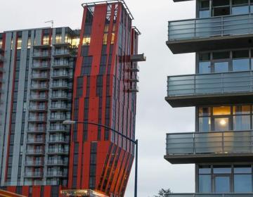 Departamentos lideran aumento de construcciones en San Diego