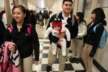México sigue ganando... en embarazos adolescentes