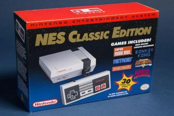 GameStop tendrás NES Calssic la próxima semana