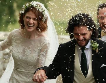 Jon Snow e Ygritte se casaron mientras mirabas el partido