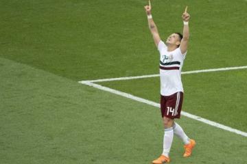 Hernández, entre los mexicanos históricos en Mundiales