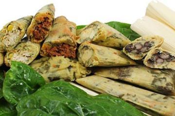 Prueba por primera vez tamales saludables en Tijuana