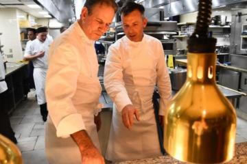 Chefs internacionales estrella cocinarán en San Diego y en Valle