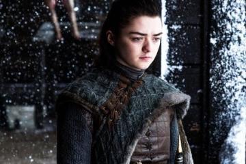 Maisie Williams se despide: Adiós Arya, adiós Game of Thrones