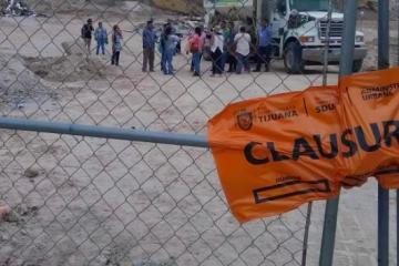 La Alcaldía clausura maquinaria de Grupo Melo