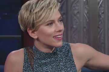 Por críticas, Scarlett Johansson deja película con papel...