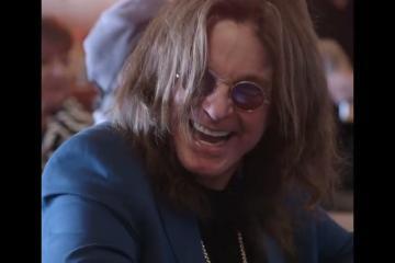Mariachi sorprende a Ozzy Osbourne con versión...