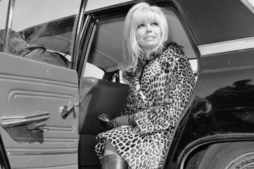 Falleció la legendaria Nancy Sinatra