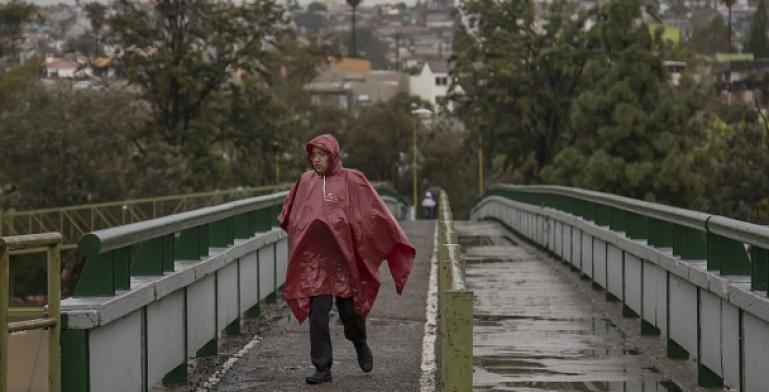 Se espera una tormenta y menos calor para Tijuana esta semana