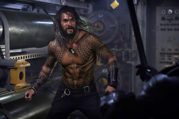 James Wan revela la primera imagen del trailer de Aquaman