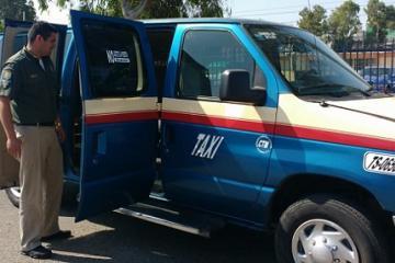 Multan a 60 unidades de transporte público por exceso de pasajeros