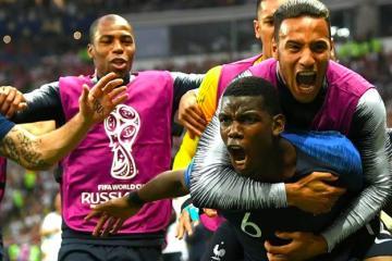 Francia, campeona del mundo