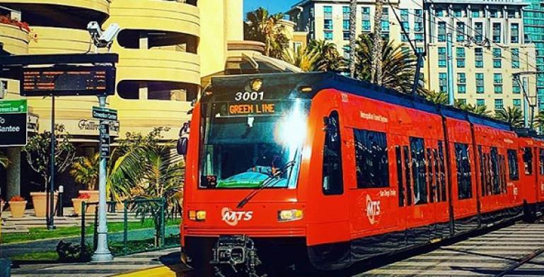 Horario del autobús y trolley por San Diego Comic-Con