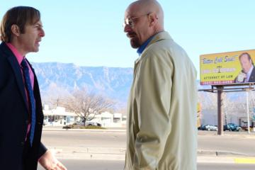 Better Call Saul tendrá escenas durante Breaking Bad