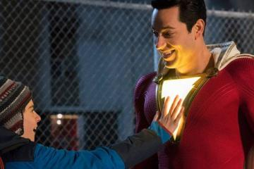 Si el Universo de DC sobrevive, Shazam podría unirse a la Liga de...