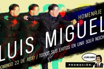 Despide la serie con homenaje a Luis Miguel en Tijuana