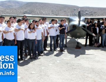 SEDENA donates two aircrafts to UABC