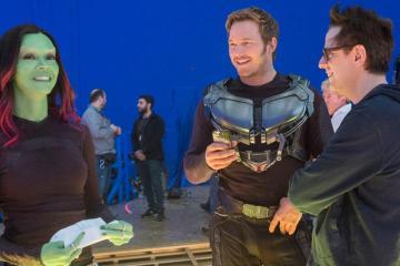¡Disney despide a James Gunn de Guardians of the Galaxy 3!