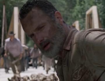 Mira a Rick por última vez en nuevo trailer de The Walking Dead