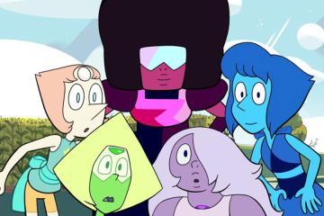 Anuncian película de Steven Universe en Comic-Con