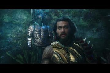 Primer trailer de Aquaman se ve decepcionante