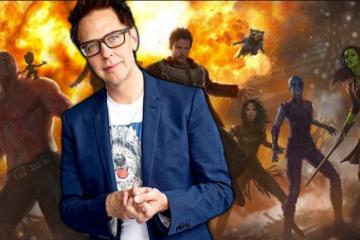 Marvel trata de convencer a Disney de re-contratar a James Gunn