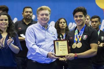 Bajacalifornianos obtienen 10 medallas de oro en Juegos...