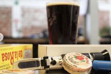Telfónica Gastro Park debutará cheve artesanal de Mazapán