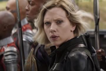 Scarlett Johansson es la actriz mejor pagada de todo Hollywood