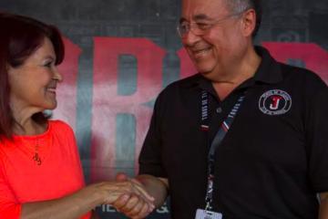 Firman convenio Immujer y Club Toros de Tijuana