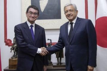 México y Japón siguen con fuertes lazos de amistad