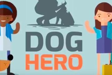 Llega la app Dog Hero, un Airbnb para perros