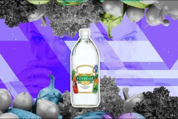 ¿Beber vinagre es bueno?