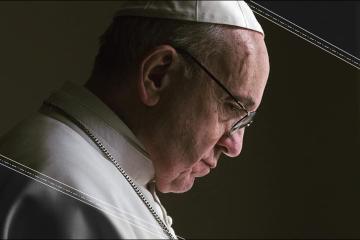 El Papa en un momento crítico