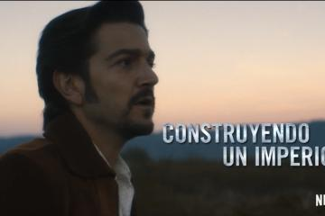 Narcos México presenta su primer trailer con Diego Luna