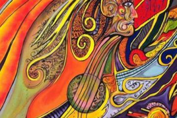 Artista Internacional de Tijuana es nóminado en Global Art Awards...