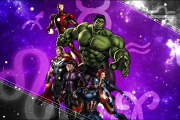 ¿Qué superhéroe eres según tu signo zodiacal?