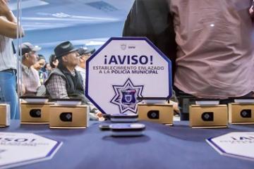 Más de 300 negocios en Tijuana cuentan con botón de emergencia