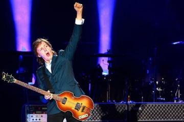 Paul McCartney cantará de nuevo a San Diego