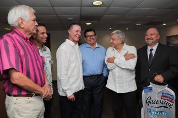 AMLO: Maradona es una leyenda genio y figura