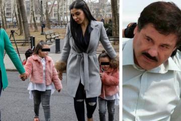 """La fabulosa vida de la esposa del """"Chapo"""