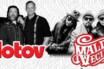 Precios para concierto de Molotov, La Maldita Vecindad y Kumbia Kings
