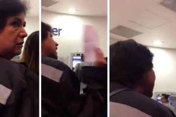 VIDEO: La apodan #LadyCajero tras insultar a estudiante por no...