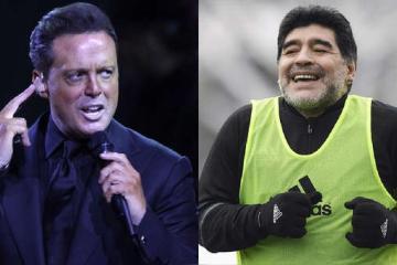 Como Maradona se vengo de Luis Miguel