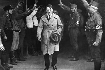 ¿Hitler era gay?