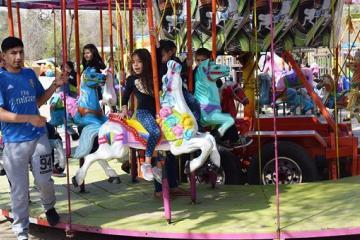 Recomiendan a tijuanenses visitar Parque de la Amistad y Morelos