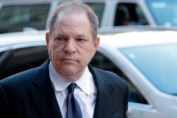 Harvey Weinstein se logra zafar de los cargos a su contra