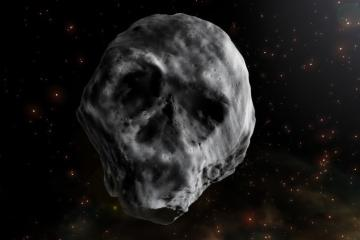 Asteroide con forma de Calavera se acercará a la Tierra después...