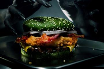 "Burger Kings presenta ""Nightmare Burger"" te dará..."